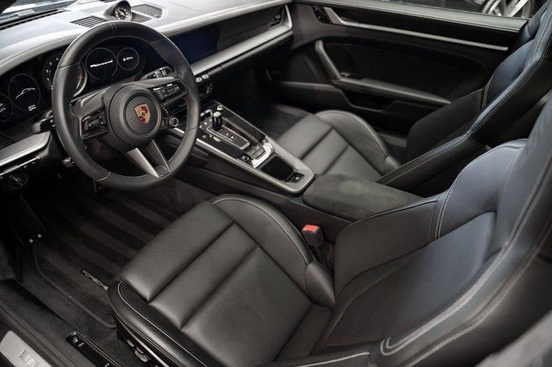 Porsche 911 992 4S Coupe Sport Design Pakket PDCC Ventilatie Pano ACC Surround Camera Achteras besturing 992 Carrera 4 S Vol afbeelding 7