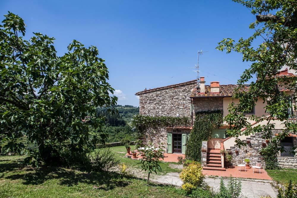 Panoramica Villa Violetta