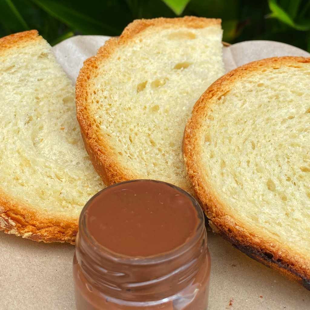 breakfast: pane & nutella