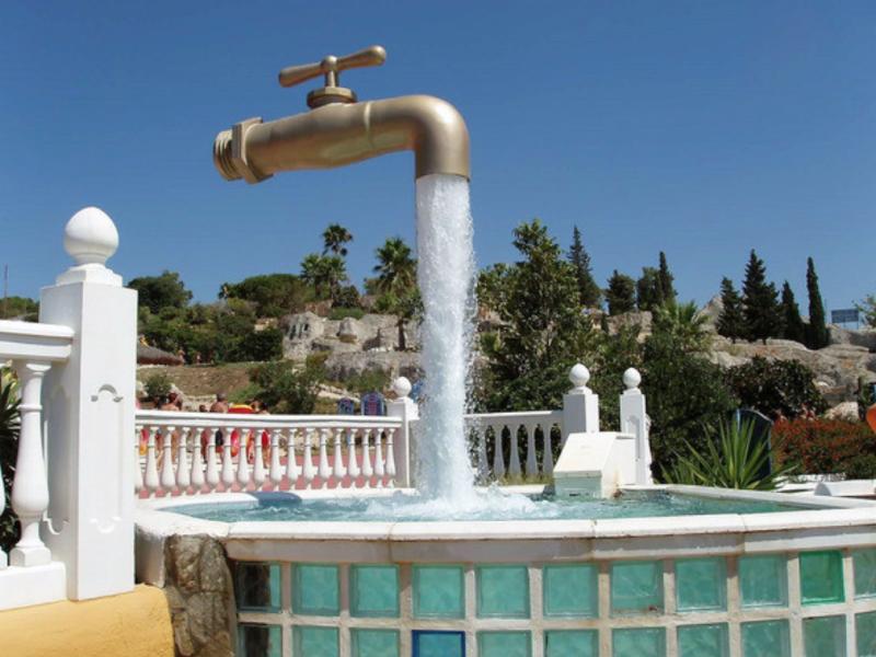 Фото из книги «100 знаменитых фонтанов»