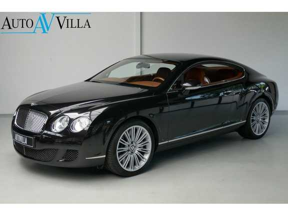 Bentley Continental GT 6.0 W12 GT Speed