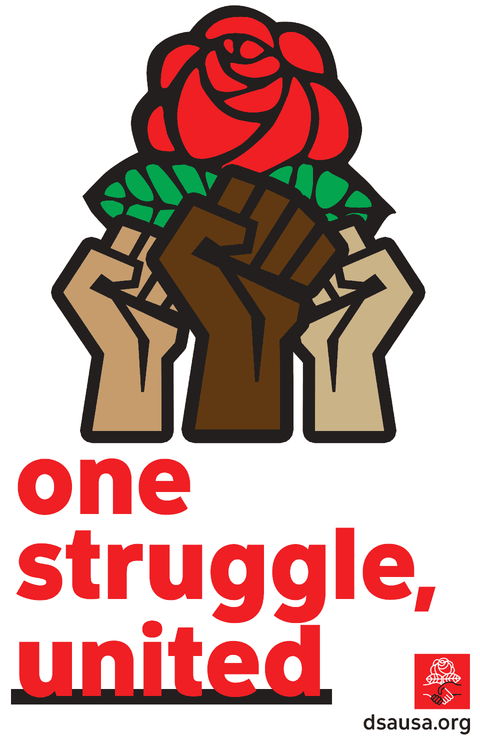 one struggle