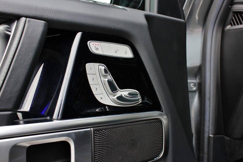 Mercedes-Benz G-Klasse 500 4.0 V8 422pk **360/Distronic/Schuifdak/Trekhaak/DAB** afbeelding 19