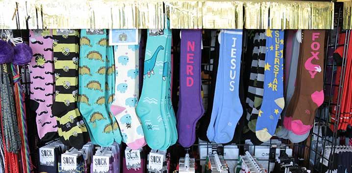 Medusa Skates Socks
