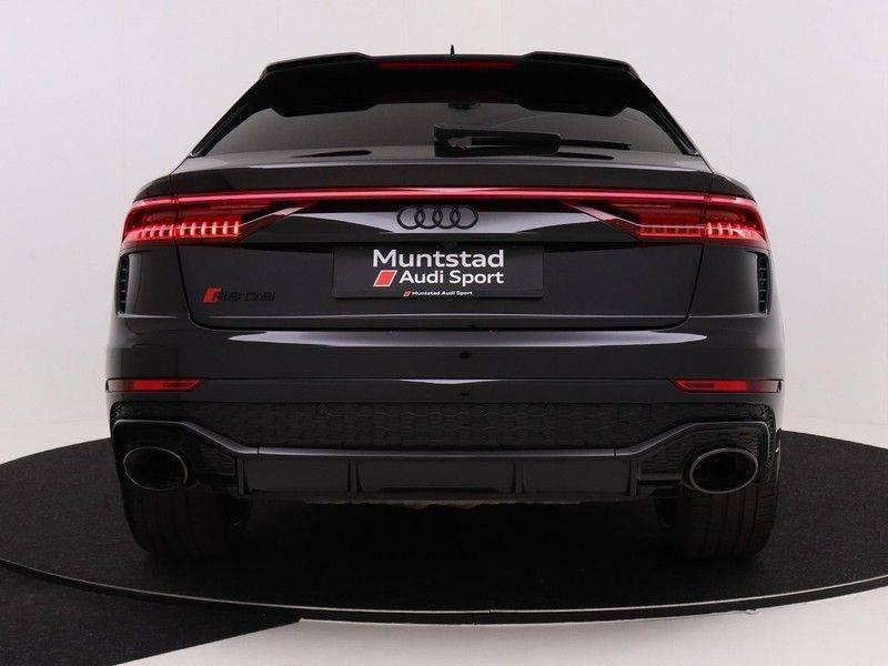 Audi RSQ8 4.0 TFSI 600 pk RS Q8 quattro | Pano.Dak | Carbon | Trekhaak | Keyless-Entry | 360Camera | B&O Sound | Alcantara | afbeelding 8