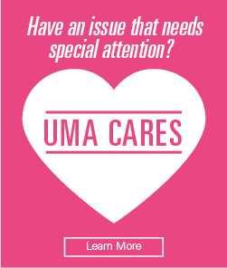 UMA Cares Promo