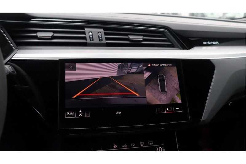 Audi e-tron 55 quattro Advanced S Line excl. BTW Panoramadak, B&O, S Sportstoelen, DAB, Head-Up Display afbeelding 13