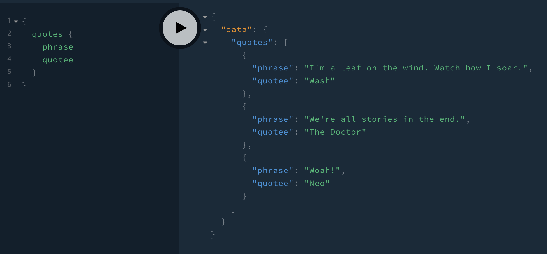 Simple GraphQL Query