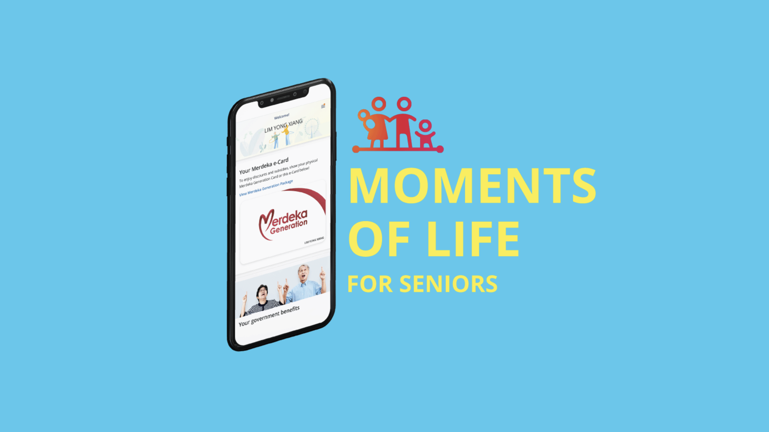 Moments of Life for Seniors