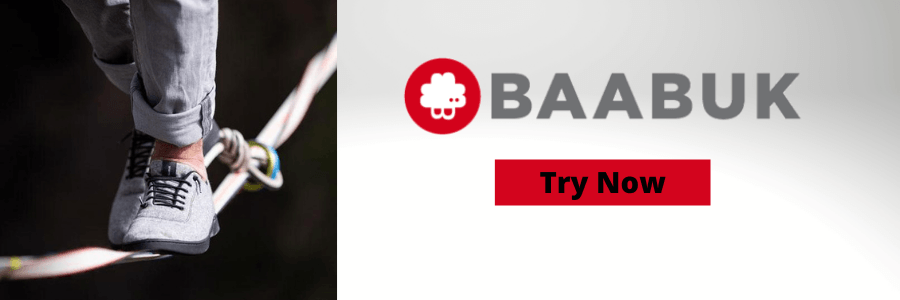 Allbirds Vs. Baabuk - Baabuk Try Now