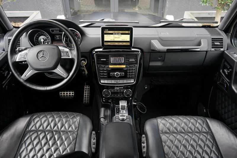 Mercedes-Benz G-Klasse 65 AMG DESIGNO MAGNO NIGHT BLACK afbeelding 20