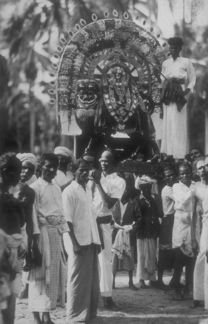 Thaipusam Celebration, 1930s