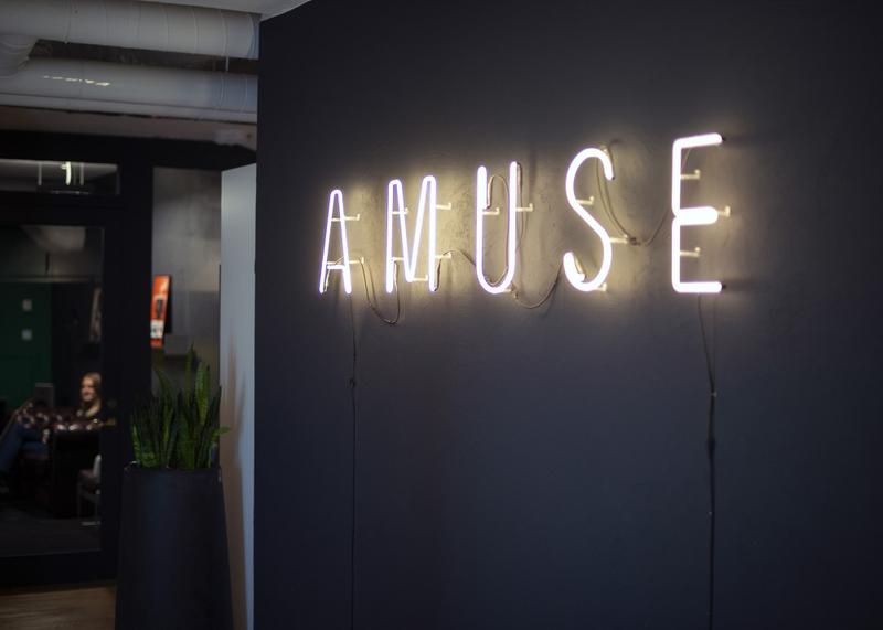 AMUSE HQ