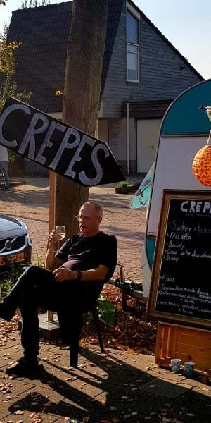 Crepes Corner