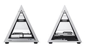 Azza's Pyramid Mini 806 Is A Unique ITX PC Case
