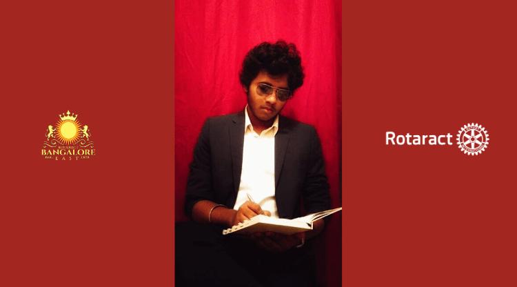 President 2020 - 2021 | Rotaract Bangalore East