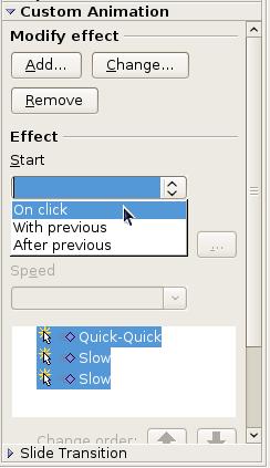 OpenOffice.org Impress Stepping Slides, Part 5