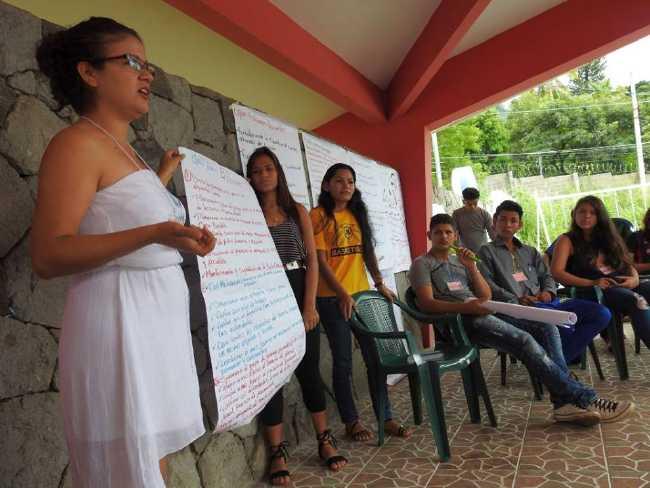 image from Intercambio de jóvenes líderes
