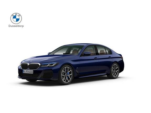 BMW 5 Serie 530i High Executive Launch Edition
