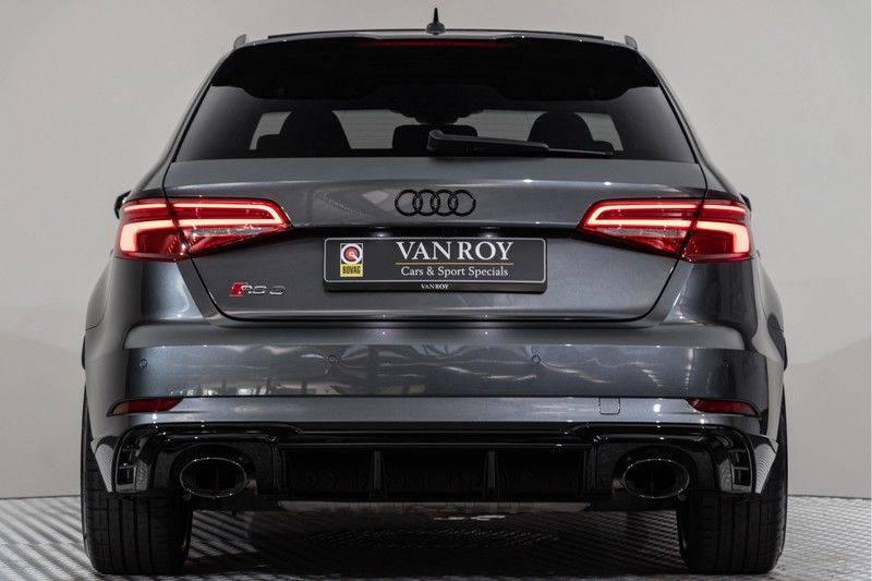 "Audi RS3 Sportback 2.5 TFSI 400pk Quattro Panoramadak BlackOptic B&O Sportstoelen Led-Matrix Navi/MMI DriveSelect Carbon ACC Keyless Camera 19"" Pdc afbeelding 14"