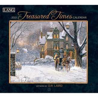 Lang 20121 Treasured Times Calendar