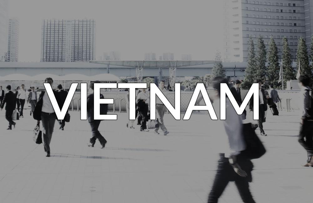 Business culture Vietnam banner