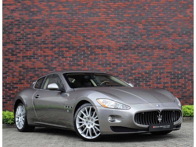 Maserati GranTurismo 4.7 S *Dealer onderhouden*Memory*Vol!* afbeelding 1