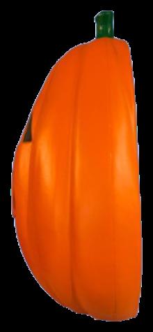 Flat Back Classic Pumpkin photo