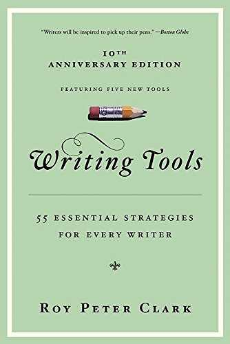 Writing Tools: 50 Essential Strategies for Every Writer Cover