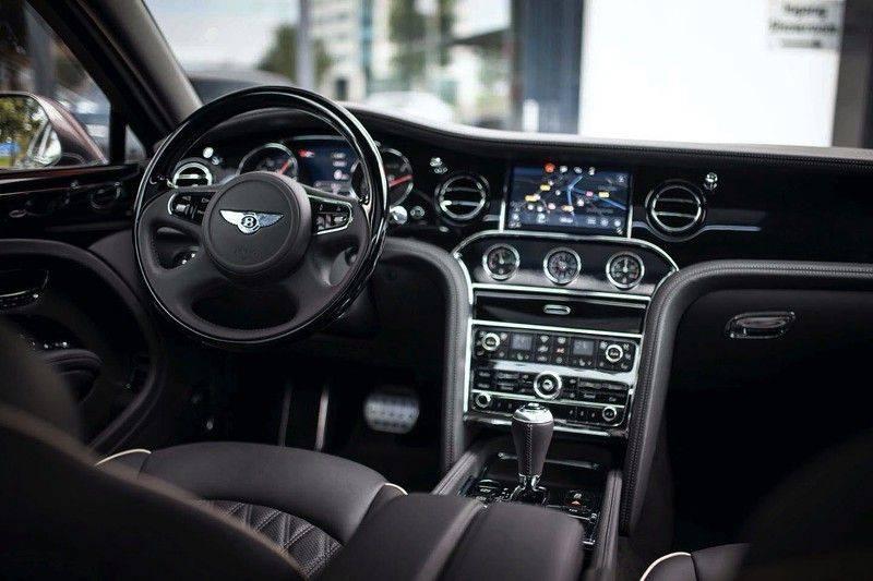 Bentley Mulsanne 6.7 Speed *Theatre / Picnic / Two-Tone* afbeelding 4