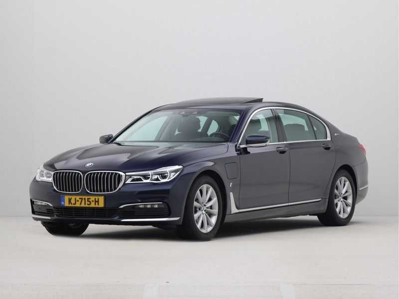 BMW 7 Serie 740Le PHEV High Executive Automaat afbeelding 1