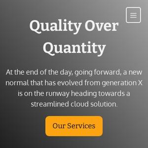 An Abandoned Website