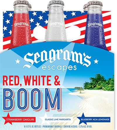 Red, White & Boom Variety Pack