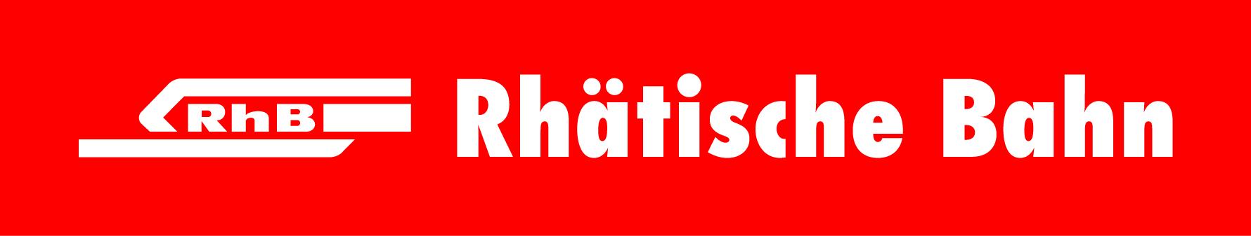 Logo Rhaetische Bahn
