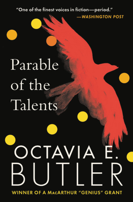 The cover of Parable of the Talents