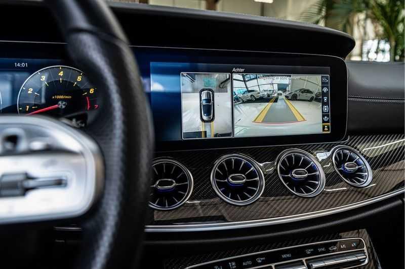 Mercedes-Benz E-Klasse Cabrio 350 AMG | Carbon | Burmester | 360º | Night pakket afbeelding 24