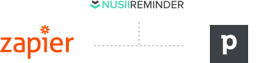 Nusii Reminder Integration to Pipedrive
