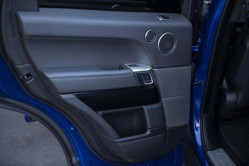 Land Rover Range Rover Sport SVR 5.0 V8 SC ESTORIL BLUE afbeelding 22