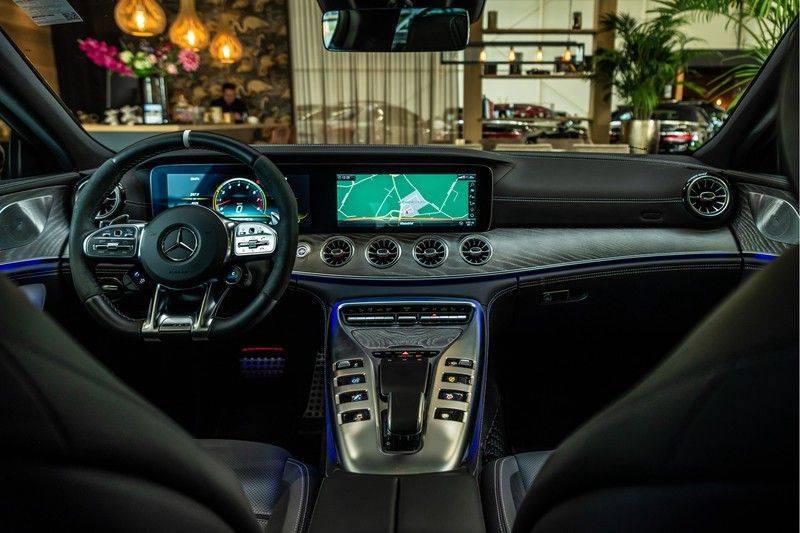 Mercedes-Benz AMG GT 4-Door Coupe 43   Burmester   Panorama   Schakelbare uitlaat   Apple Carplay afbeelding 21