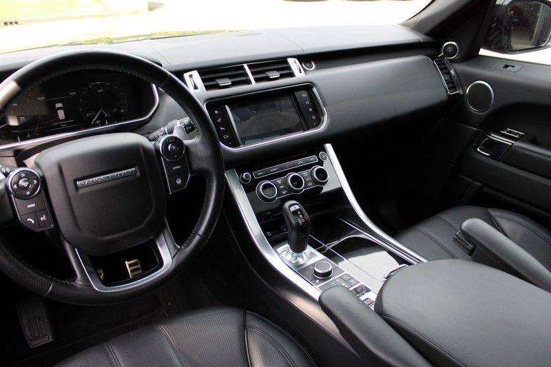 Land Rover Range Rover Sport 3.0 SDV6 HSE Dynamic Pano, Black pack afbeelding 7