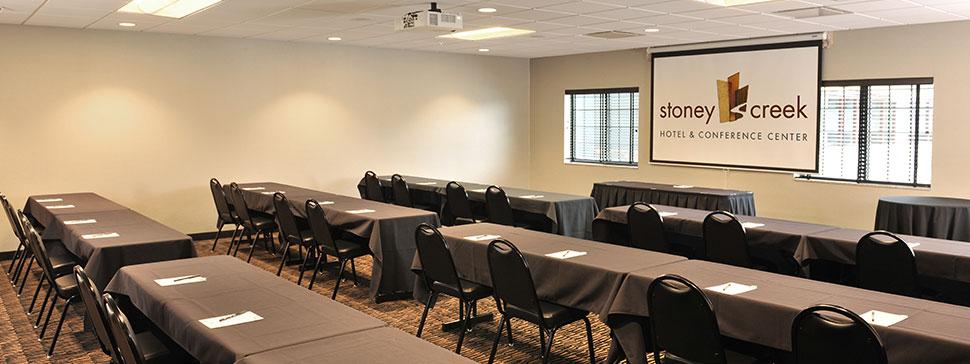 Meeting room - Classroom setting