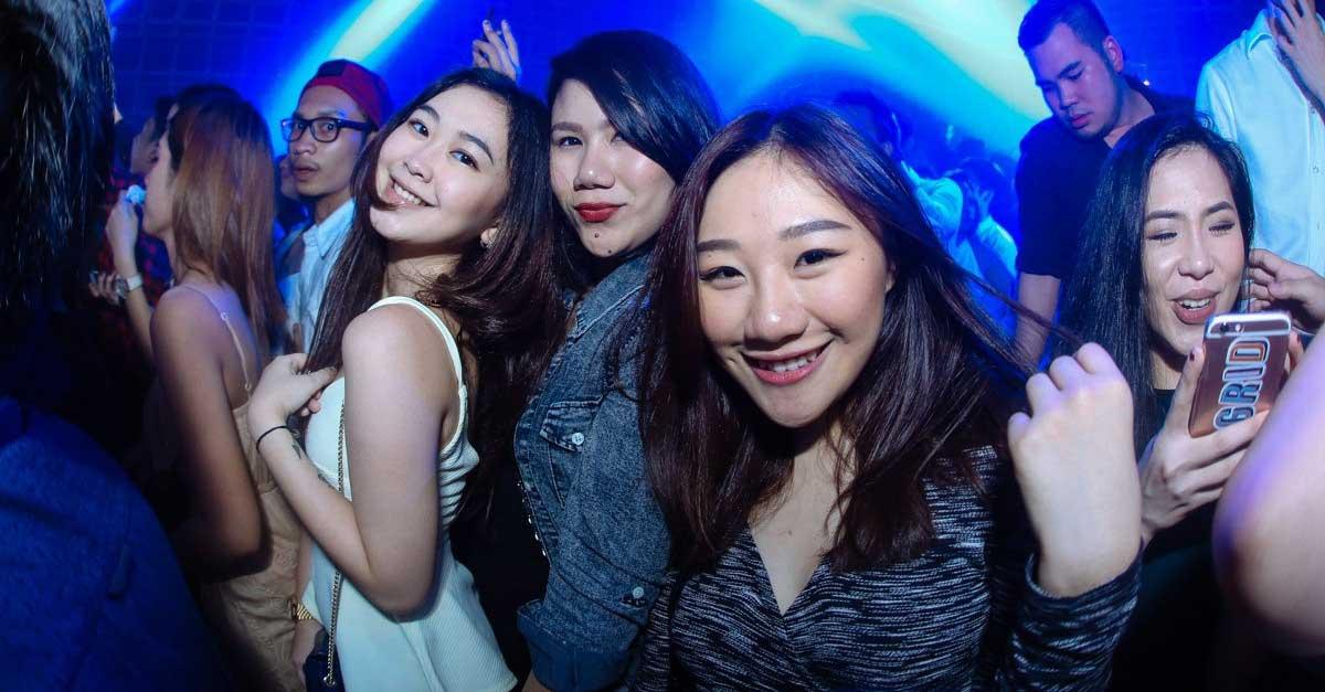 5 Tipe DJ Cewek Di Dunia Clubbing