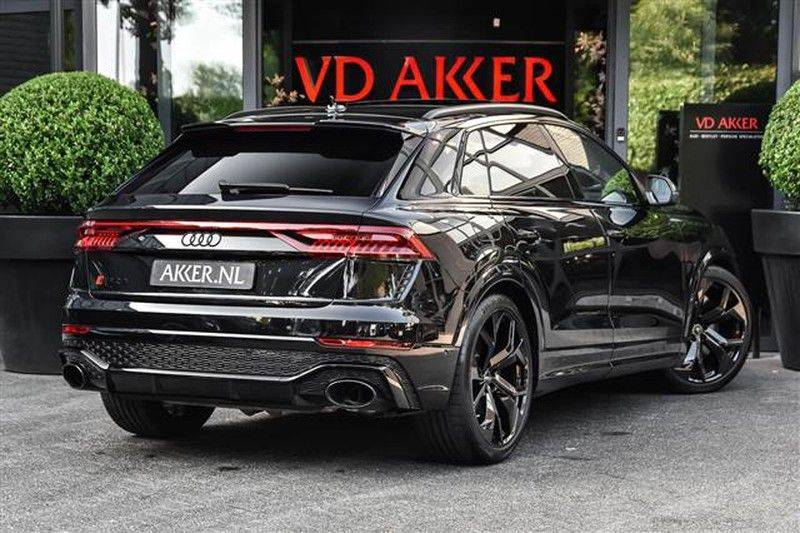 Audi RS Q8 DYNAMIC PLUS+ALCANTARA+360CAM+PANO.DAK NP.265K afbeelding 2