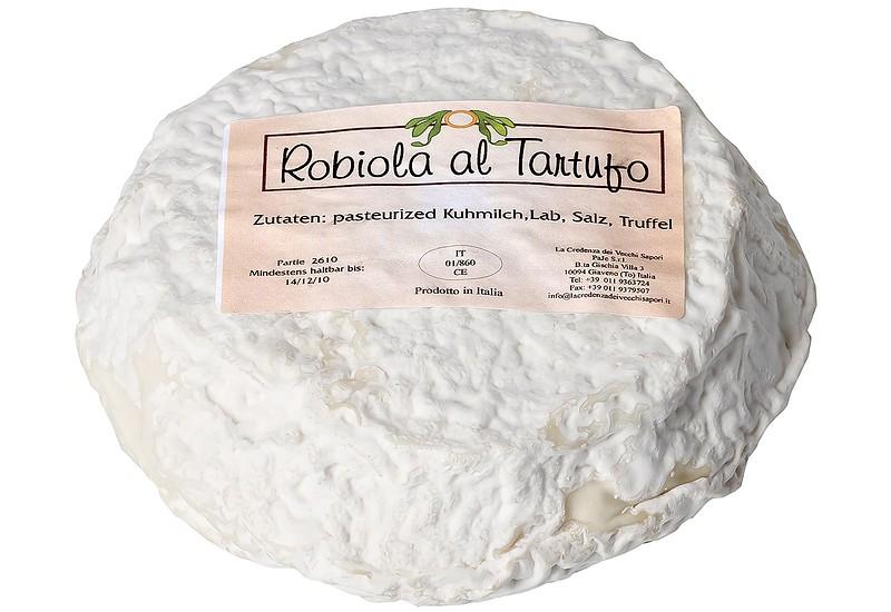 Robiola al Tartufo