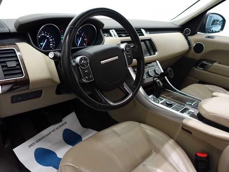Land Rover Range Rover Sport 3.0 TDV6 259pk HSE Dynamic 7pers Autom- Panodak, Leer, Camera, Memory, Full! afbeelding 11