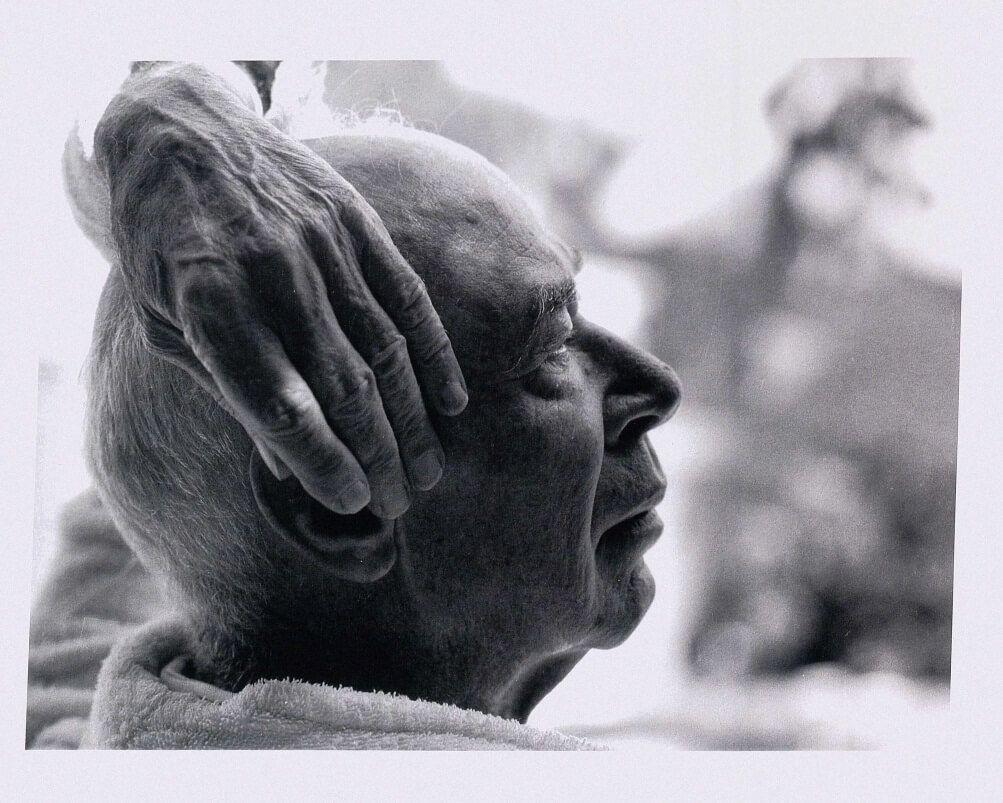 Генри Миллер. Фото: Peter Gowland