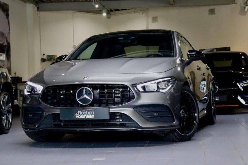 Mercedes-Benz CLA-Klasse 220 Premium Plus AMG|NIGHT|PANO|TREKHK Mercedes-Benz CLA-klasse 220 Premium Plus afbeelding 2