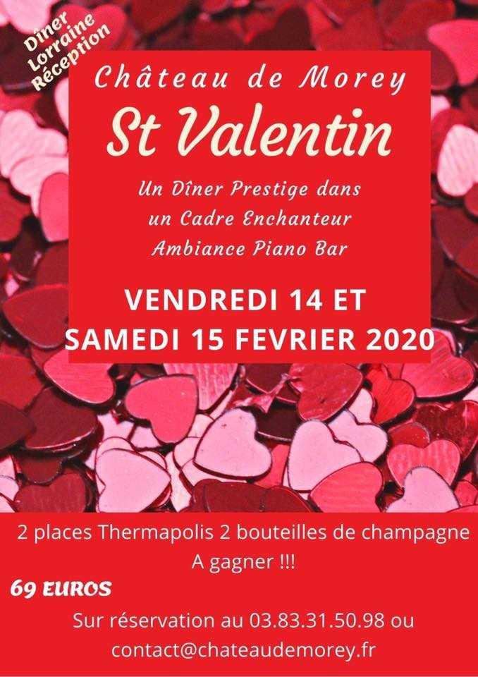 Saint Valentin Nancy