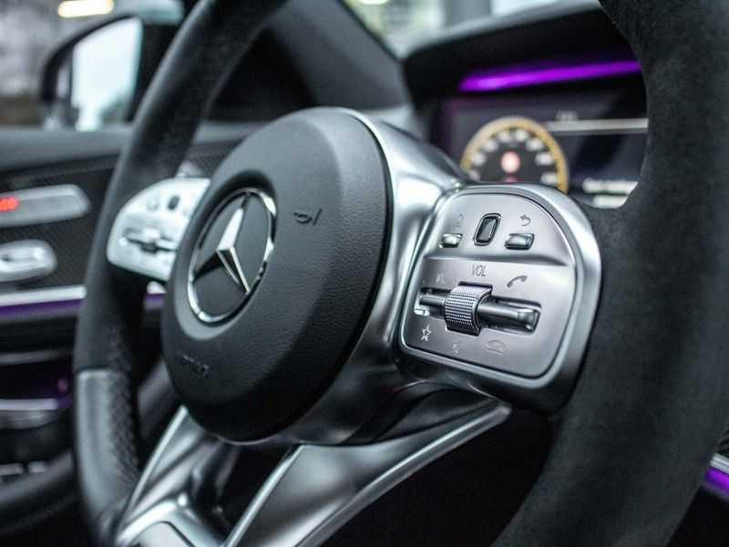Mercedes-Benz E63 S E-klasse Burmester AMG-Performance-stoelen 63 S AMG 4Matic Premium Plus afbeelding 16