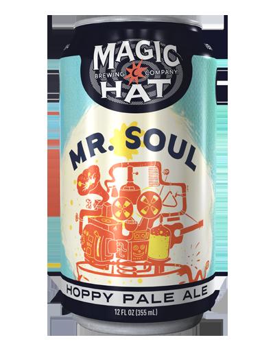 Mr Soul Bottle & Pint